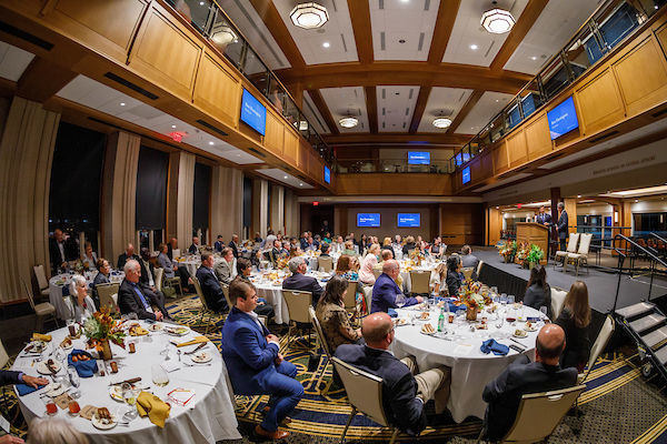 Fitzgerald Institute for Real Estate hosts inaugural fall gathering